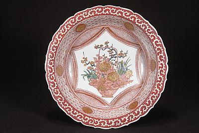 八郎手輪花鉢
