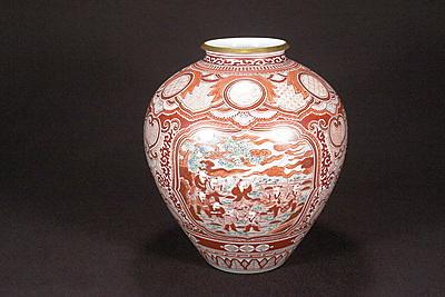 八郎手花瓶